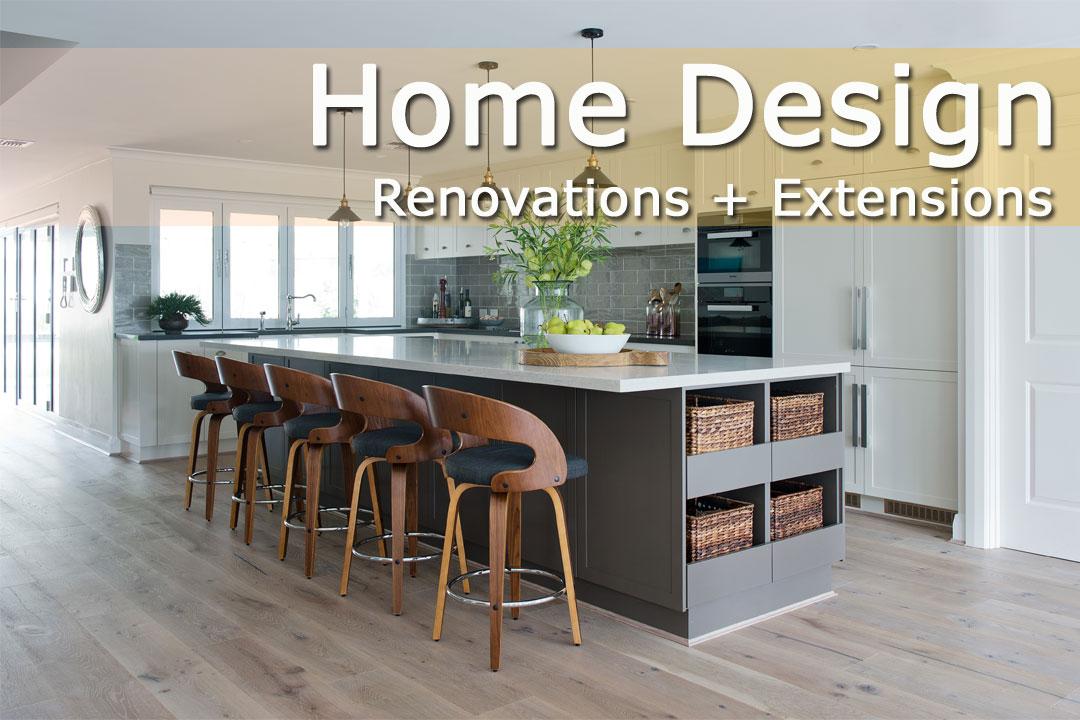 Renovations + Extensions