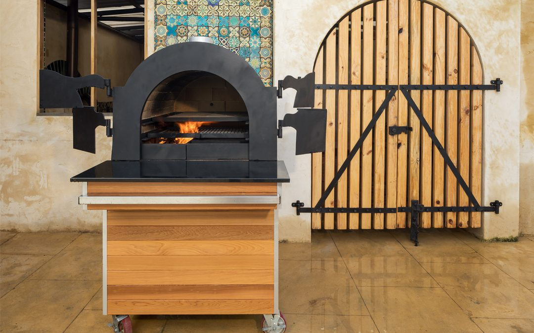 Supreme Wood Fired Pizza Ovens