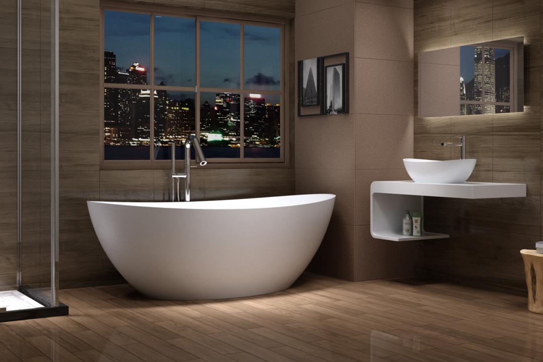 Luxe Collections Maya bathtub