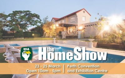 Perth Home Show – March 2018