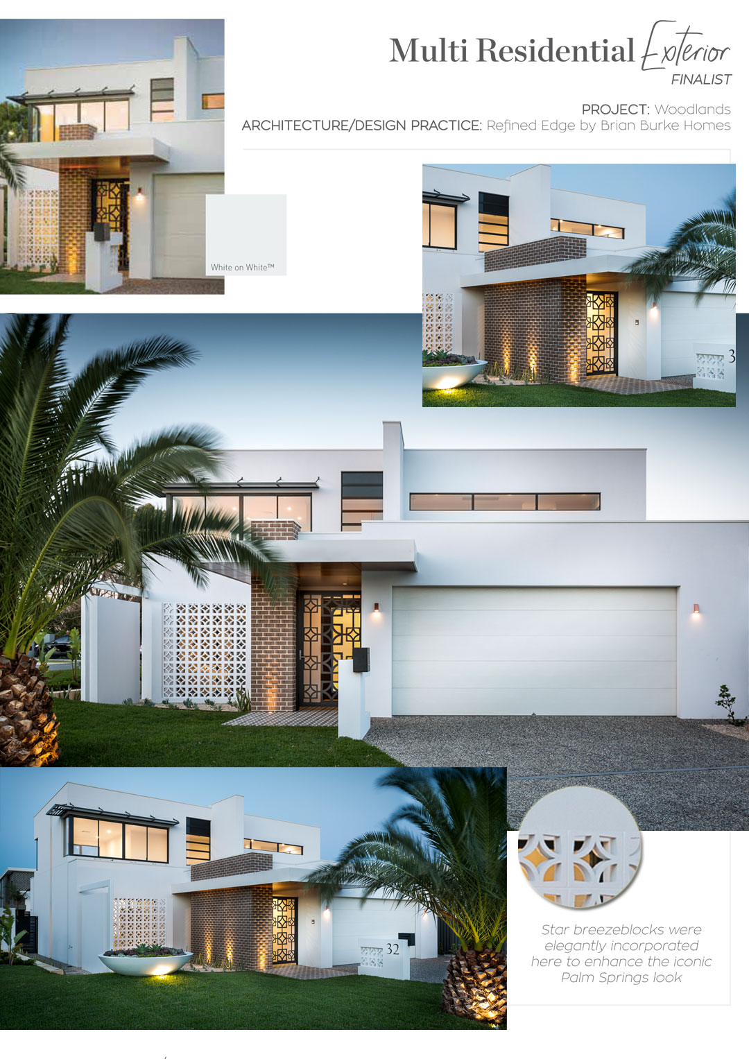 Refined Edge by Brian Burke Homes