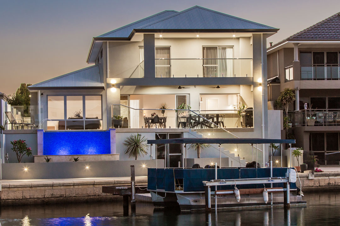 Makin Homes Perth home builder new builds waterside