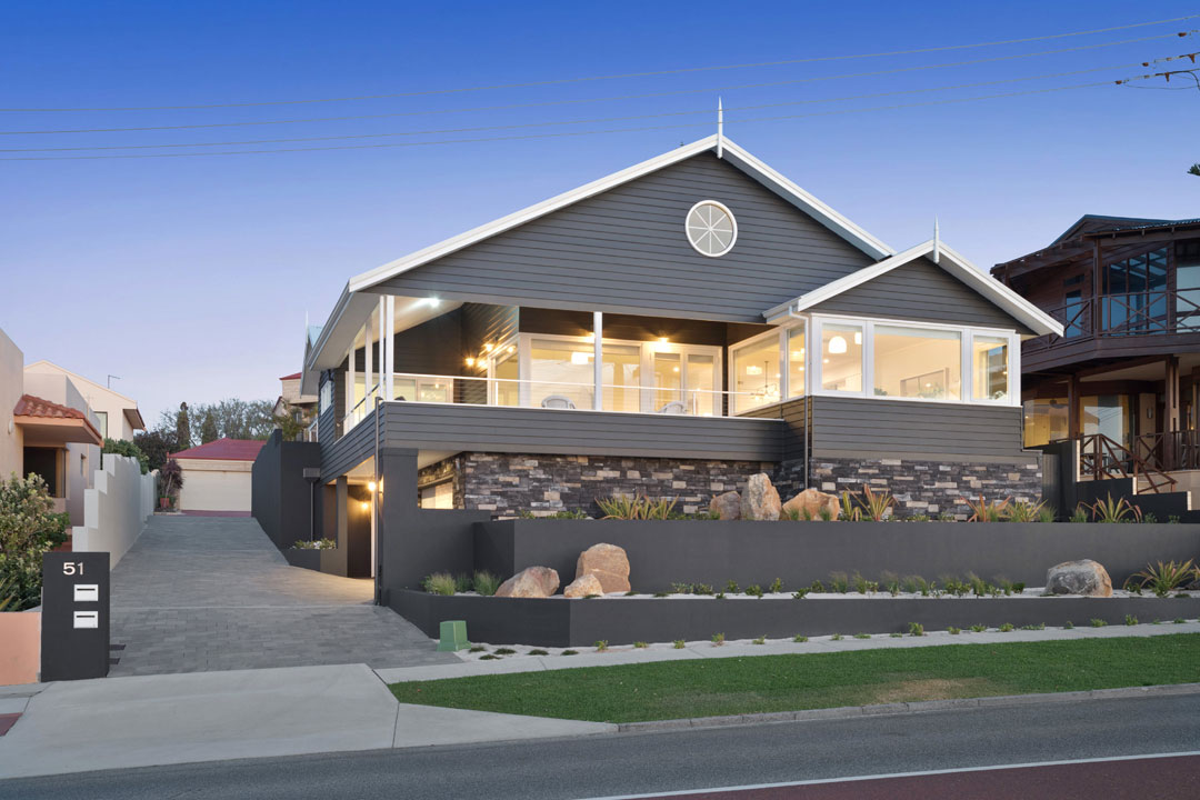 Mondo Exclusive Homes award winning home Perth builder new home